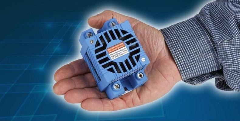 Step up voltage regulator - fan for dynamic cooling